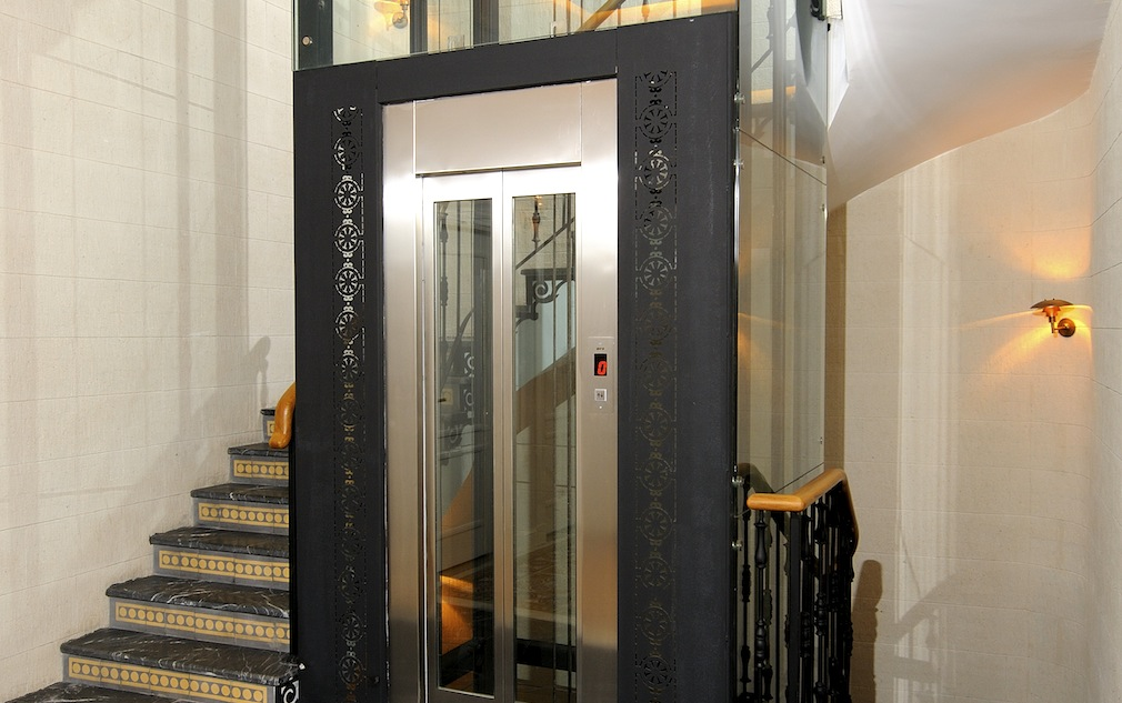Smartech elevators gallery for Elevator designs