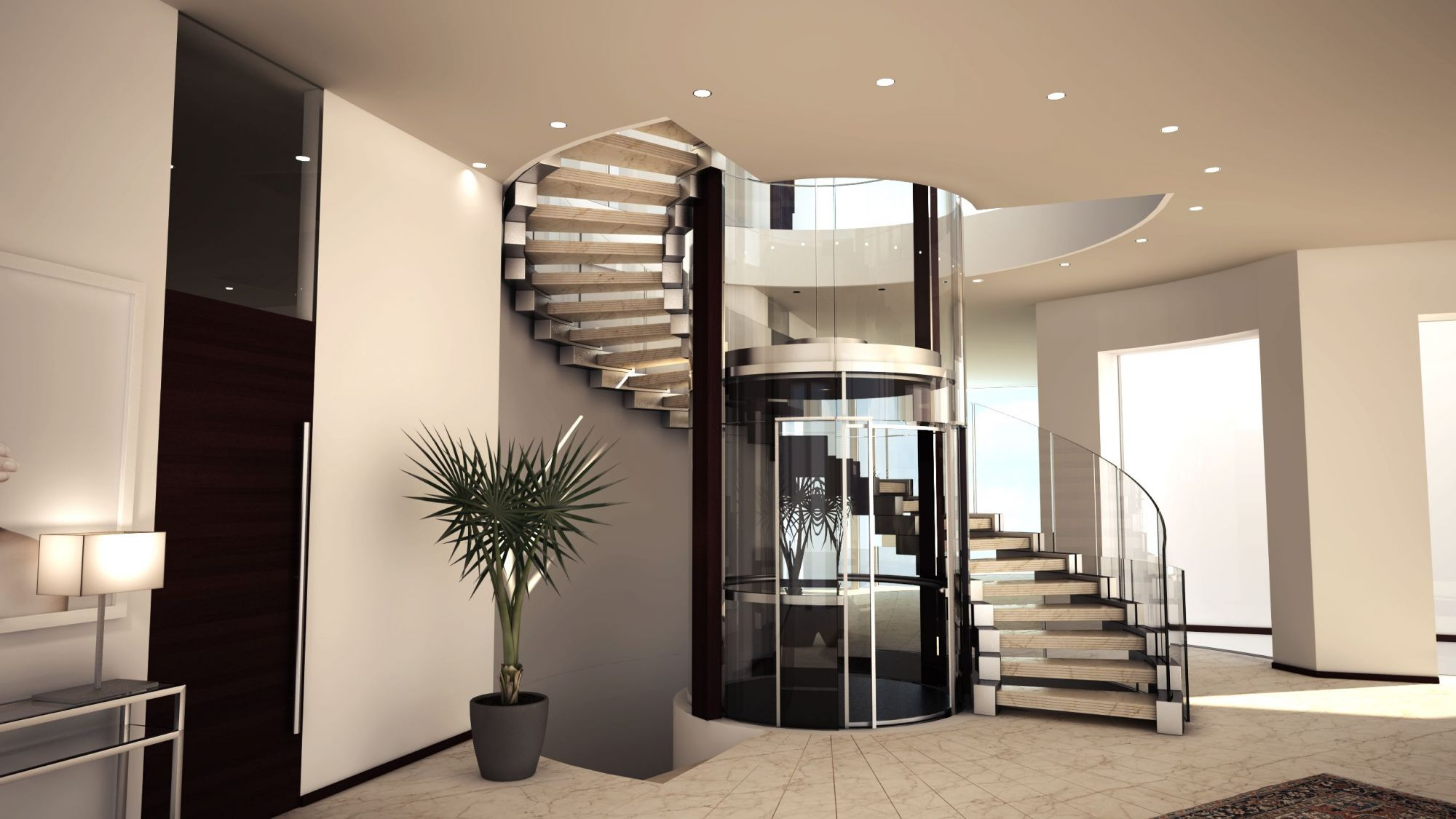 Smartech Elevators Finch Home Elevator